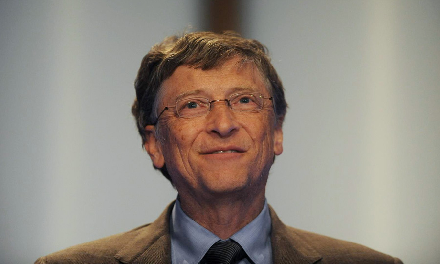 Bill Gates' visit to Australia
